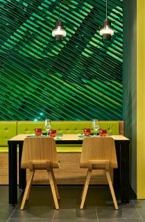 Alex March Restaurant Aji Casino Barcelona